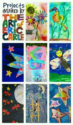 Eric Carle Preschool Learning https://www.amazon.com/Kingseye-Painting-Education-Cognitive-Colouring/dp/B075C661CM