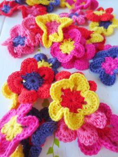 E Strea Chikitu: flowers