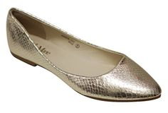 Bella Marie Angie-101 Women's pointy toe boat slip on pat... https://www.amazon.com/dp/B01996EHLI/ref=cm_sw_r_pi_dp_6P4LxbB9XND5W