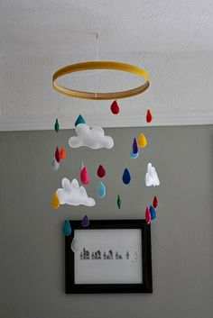 cute diy for baby. by marina