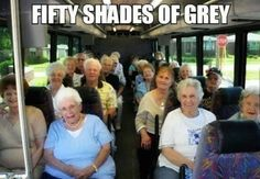 fifty shades of grey ...probably more entertaining than the read.