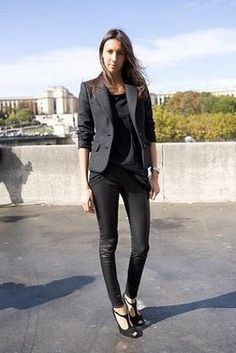 office ♥ clothes ♥ just ♥ for ♥ you! Fashion Moda, Love Fashion, Winter Fashion, Womens Fashion, Girls Wardrobe, Work Wardrobe, French Girl Style, My Style, French Chic