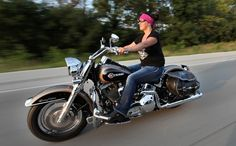22c – One of the pain point for Harley-Davidson is the significant female contingent.  Women riders are among the most important demographics for Harley as it cultivates the next generation of motorcyclists.  These ladies are likely to buy all kinds of branded gears and possibly graduate to larger and more expensive bikes.  Harley-Davidson sold more new street motorcycles, 601cc+ and all cc's, in 2012 to Caucasian women, 35+ in the U.S. than all other brands combined.