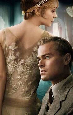 The back detailing on Carey Mulligan's gown in The Great Gatsby is simply gorgeous and a must for the #wedding.