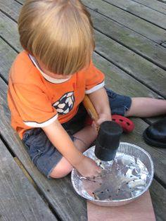 Pioneer activities for kids