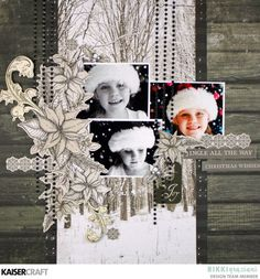 Just too Obsessed Scrapbook Page Layouts, Scrapbook Albums, Scrapbook Cards, Scrapbooking Ideas, Christmas Wishes, Christmas Crafts, Christmas Scrapbook Pages, Scrapbook Generation, Team Member