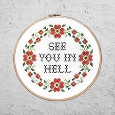 Embroidery Art, Cross Stitch Embroidery, Embroidery Patterns, Cross Stitch Quotes, Cross Stitch Pictures, Pixel Pattern, Beaded Cross Stitch, Modern Cross Stitch Patterns, Cross Stitching