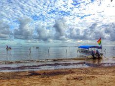 Panamá, reserva Guna Yala.