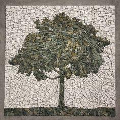 #mosaic #mosaics #ravenna #marravenna #artiseverywhere #museora #ig_ravenna #treestagram #treestone #stonetree #mosaictree #volgoarte #turismoer