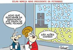 Dilma nomeia presidente do BB para comandar Petrobras