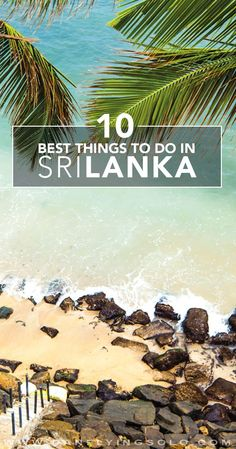 The 10 Best Things to do in Sri Lanka! Dream Big Travel More // Dream Big Live Tiny // Things to Do in Sri Lanka // Places to See in Sri Lanka // Must Do in Sri Lanka Sri Lanka Photography, Travel Photography, Photography Guide, Places To Travel, Travel Destinations, Places To Visit, Best Holiday Destinations, Asia Travel, Travel Tips