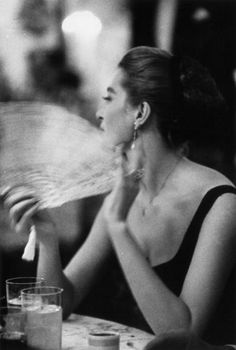 theniftyfifties: Capucine photographed by Slim... - Comme c`est charmant