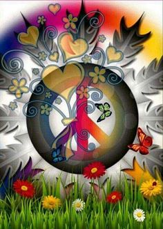 Wishing you peace, love and an awesome weekend. Hippie Peace, Happy Hippie, Hippie Love, Hippie Chick, Hippie Style, Hippie Things, Peace On Earth, World Peace, Peace Love Happiness