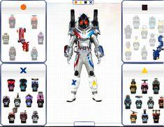 Kamen Rider Henshin, Deadpool, Superhero, Character, Lettering
