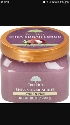 I have heard great things about this  sugar scrub.