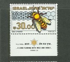 Yugoslavia 1973 Jansa Bees Bee-keeping Insects Nature Apiary 1v Mnh Briefmarken