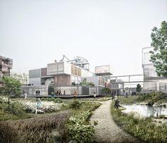 Build Your Own School, Aarhus, 2016 - hk b Architecture
