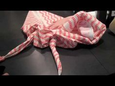▶ How to Video: Tie a Furoshiki - YouTube