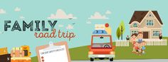 Family Road Trip: Car Seat Safety Checklist [Motion Graphic]