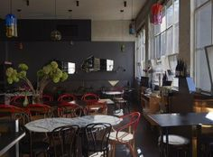 Cumulus Up - tolomeo micro wall lights Melbourne Bars, Cafe Chairs, Commercial Interiors, Wall Lights, Lose Weight, Dining, Table, Hospitality, Inspiration