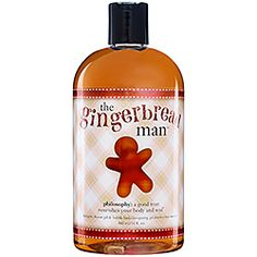 Philosophy - The Gingerbread Man™ Shampoo, Shower Gel ......my kids and i LOVE this stuff!!!!