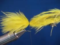 How to tie: , Kelly Galloup's Butt Monkey, Fly Pattern, Streamers, Tying Instruction, Recipe, Fly Fishing