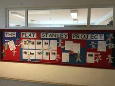 The Flat Stanley Project bulletin board