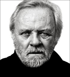 Antony Hopkins: actor, Silence of the Lambs, etc.