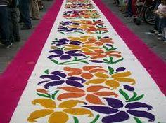 moldes de alfombras de aserrin - Buscar con Google