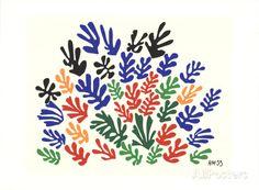 Bladeren - Matisse