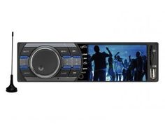 "Som Automotivo Naveg NVS 3079TV Tela 3"" MP3 Player - Rádio FM Entrada USB Micro SD Auxiliar"