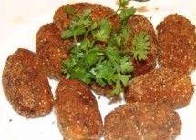 Gecarameliseerde uien en aardappel koekjes recept