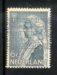 postzegel koningin-regentes Emma