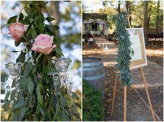 Wedding ceremony sign. Nassau Valley Vineyard Delaware Wedding. Laura's Focus Photography.