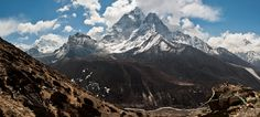 Everest Panorama - Nepal