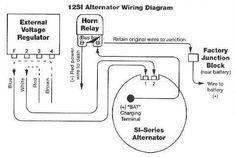 91 f350 7 3 alternator wiring diagram regulator alternator rh pinterest com voltage regulator wiring diagram motorcycle mx321 voltage regulator wiring diagram