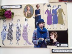 Downton Abbey new collection coming November to Huntsville Sew and Vac.com