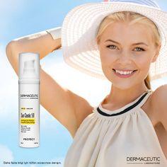 Dermaceutic Sun Ceutic, zararlı güneş ışınlarına karşı cildinizde etkin bir koruma sağlar. Bilgi için eczacınıza danışınız. http://www.sel-tek.com.tr/sun-ceutic