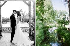 Hudson Gardens Wedding by Kelli Lyn