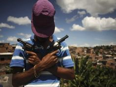 The 50 Most Violent Cities In The World (Photo: Salvador, Brazil)