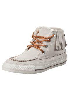 MOC FRINGE - Sneakers hoog - Wit