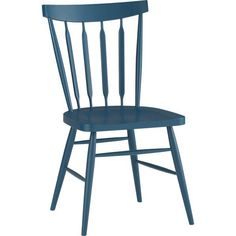 Willa side chair Crate and Barrel