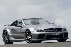 mercedes sl65 amg - yay!