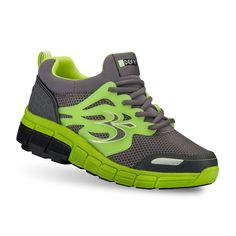 Gravity Defyer Women's G-Defy Galaxy Gray Green Athletic Shoes * Read more  at the image link.