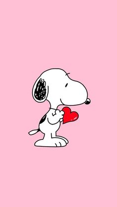 Disney Phone Wallpaper, Cartoon Wallpaper Iphone, Iphone Background Wallpaper, Kawaii Wallpaper, Cute Cartoon Wallpapers, Wallpaper Wallpapers, Snoopy Love, Snoopy And Woodstock, Snoopy Images