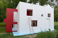 Jean-Pascal Flavien, Breathing House, 2012