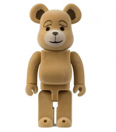 400% Bearbrick TED2