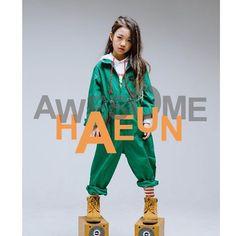 na ha eun Little Girl Outfits, Kids Outfits, Cool Outfits, Na Haeun, Korean Babies, Kids Jordans, Cute Girls, Kids Fashion, Kpop