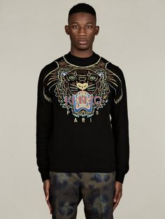 http://www.oki-ni.com/tops/kenzo-men-s-tiger-embroidered-cotton-sweater-ken1603blk.html