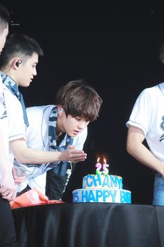 Chanyeol - 161127 Exoplanet - The EXO'rDium in Taipei Credit: My Black Label. Baekhyun, Park Chanyeol Exo, Chansoo, Chanbaek, Exo Members Birthday, Chanyeol Birthday, Exo Birthdays, Kpop, Kim Jong Dae